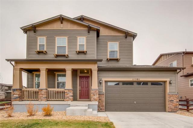11581 Jimenez Street, Parker, CO 80134 (#5927178) :: Bring Home Denver