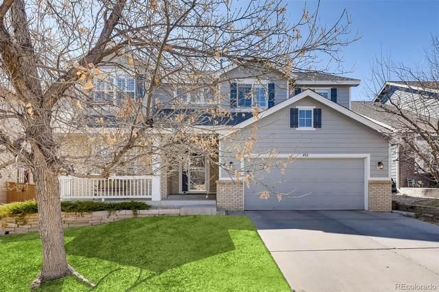455 Rose Finch Circle, Highlands Ranch, CO 80129 (MLS #5927677) :: 8z Real Estate