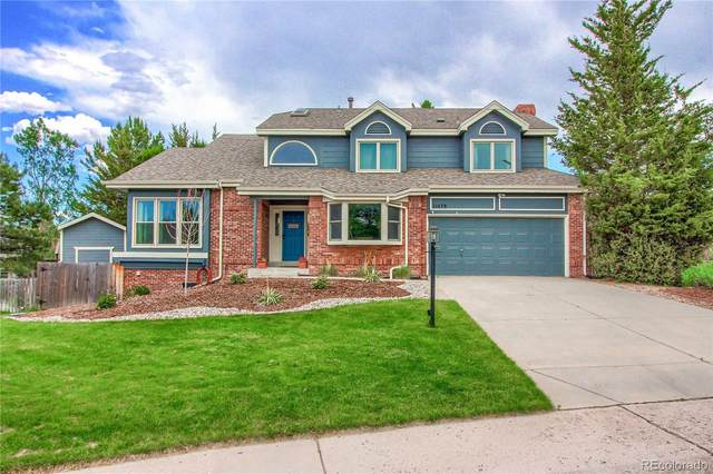 11478 Marlborough Drive, Parker, CO 80138 (MLS #5928049) :: Keller Williams Realty