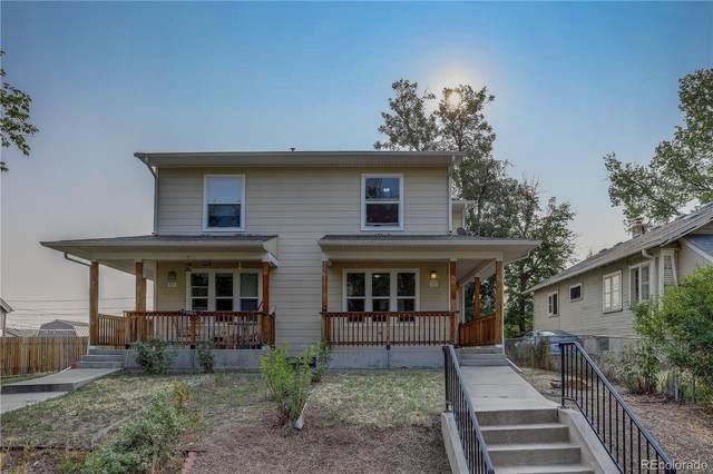 34 S Hazel Court, Denver, CO 80219 (#5928171) :: Berkshire Hathaway Elevated Living Real Estate