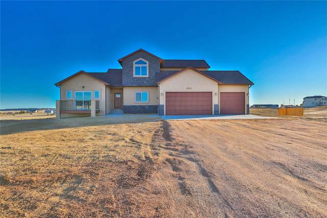 16035 Homecrest Circle, Elbert, CO 80106 (#5928337) :: The Healey Group