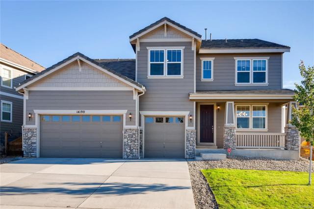 14190 Glenayre Circle, Parker, CO 80134 (#5928395) :: The HomeSmiths Team - Keller Williams