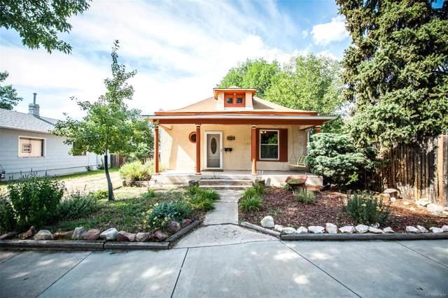 2225 W Bijou Street, Colorado Springs, CO 80904 (#5928979) :: The Heyl Group at Keller Williams
