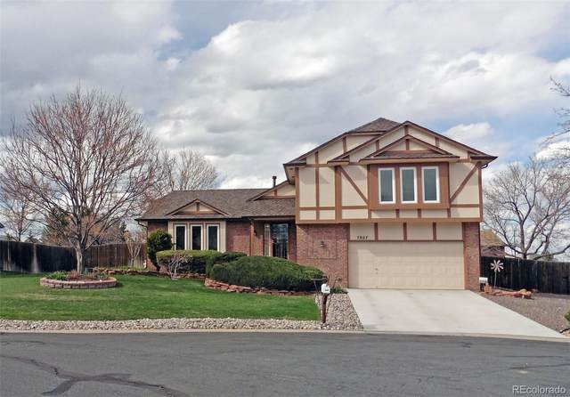 7807 W 110th Drive, Westminster, CO 80021 (#5929128) :: The Harling Team @ Homesmart Realty Group