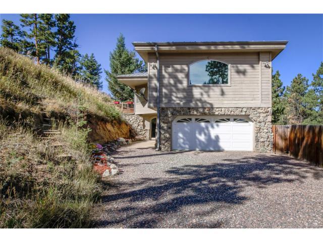 30091 Fir Drive, Evergreen, CO 80439 (MLS #5929874) :: 8z Real Estate