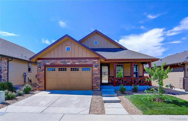 6710 Fonder Villa Drive, Parker, CO 80134 (#5930034) :: Re/Max Structure