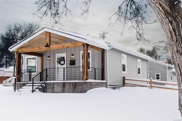 1701 Ingalls Street, Lakewood, CO 80214 (#5930055) :: The Peak Properties Group