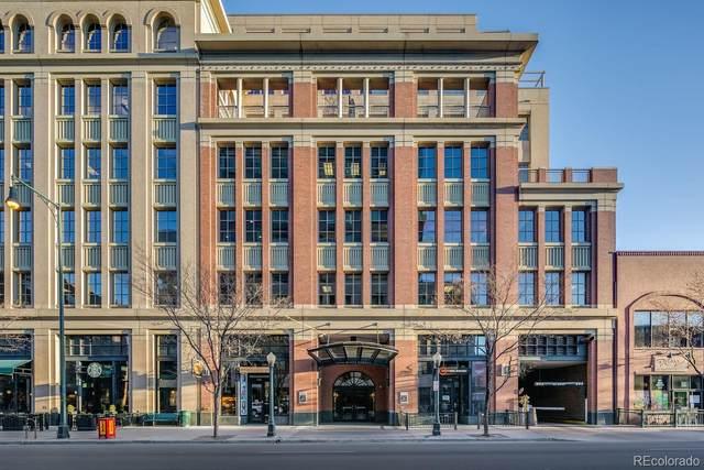 1560 Blake Street #810, Denver, CO 80202 (#5930297) :: Bring Home Denver with Keller Williams Downtown Realty LLC