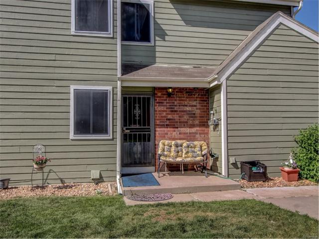 7476 E Arkansas Avenue #301, Denver, CO 80231 (#5930408) :: The Peak Properties Group