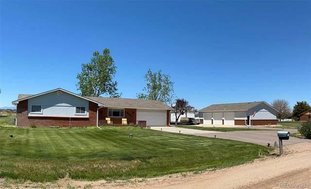 16541 E 121st Circle Drive, Commerce City, CO 80603 (MLS #5930409) :: 8z Real Estate