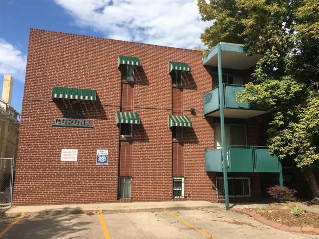 985 N Corona Street #103, Denver, CO 80218 (#5930481) :: Sellstate Realty Pros