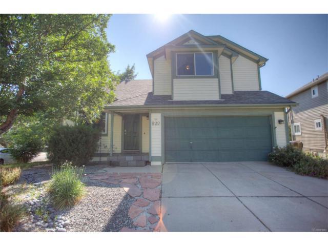 822 Owl Drive, Louisville, CO 80027 (MLS #5930528) :: 8z Real Estate