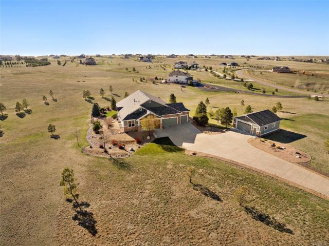 2409 Elkhorn Ranch Street, Parker, CO 80138 (#5930761) :: The Peak Properties Group