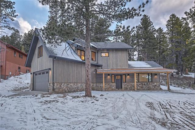 709 Mcmillen Way, Nederland, CO 80466 (#5930814) :: The Peak Properties Group