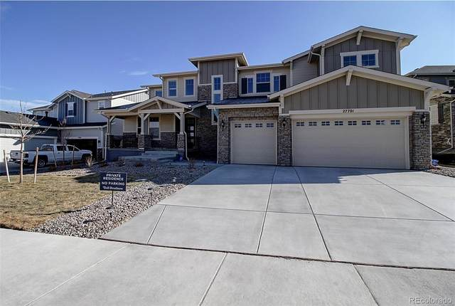 27701 E Lakeview Drive, Aurora, CO 80016 (#5930925) :: The Scott Futa Home Team