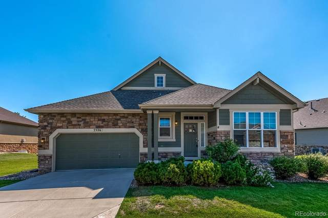 7526 Isabell Circle, Arvada, CO 80007 (#5931090) :: The Heyl Group at Keller Williams