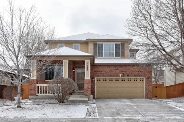 1520 Pennsylvania Street, Loveland, CO 80538 (MLS #5931414) :: Kittle Real Estate