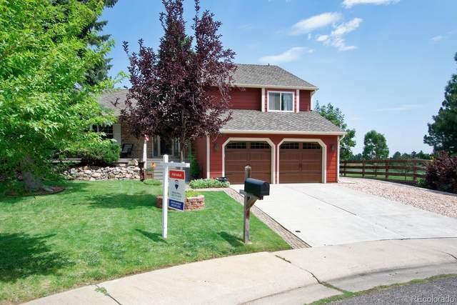 10505 W Noddle Mtn, Littleton, CO 80127 (#5931501) :: Kimberly Austin Properties