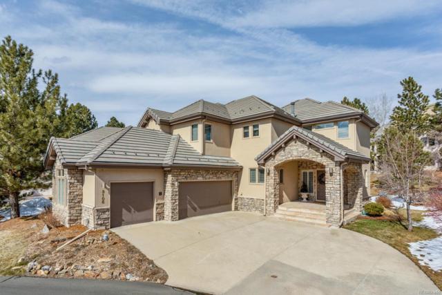 3105 Ramshorn Drive, Castle Rock, CO 80108 (MLS #5931673) :: Kittle Real Estate