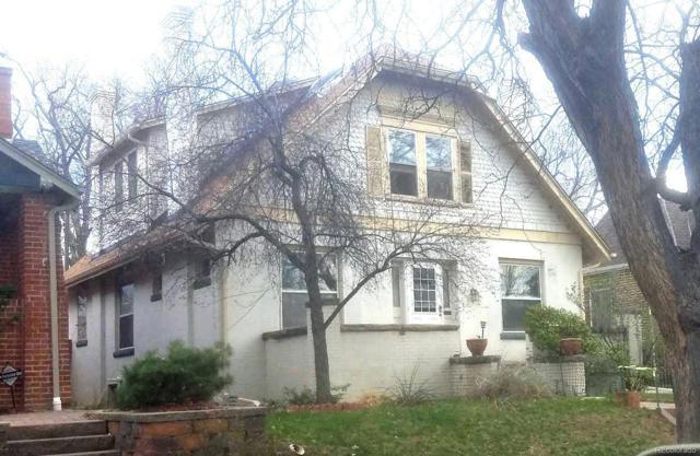 856 S Ogden Street, Denver, CO 80209 (#5931845) :: Mile High Luxury Real Estate