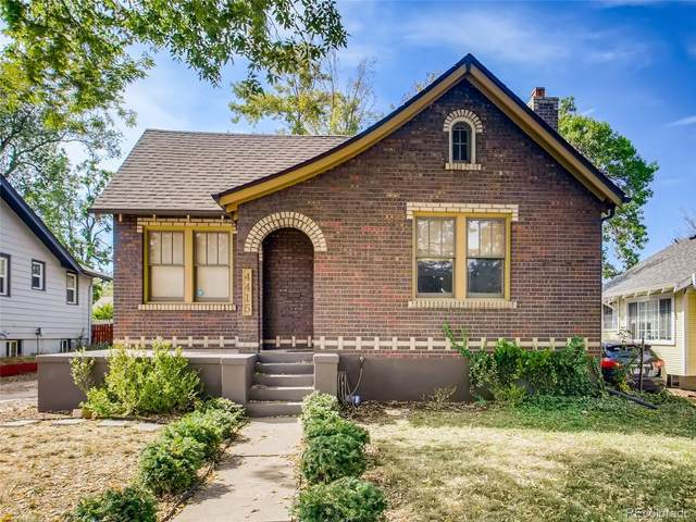 4415 Newton Street, Denver, CO 80211 (MLS #5932251) :: 8z Real Estate