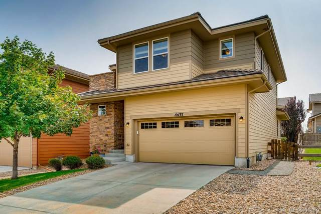 10433 Rutledge Street, Parker, CO 80134 (#5932822) :: The Margolis Team