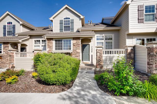 7398 Norfolk Place, Castle Pines, CO 80108 (MLS #5933428) :: Bliss Realty Group