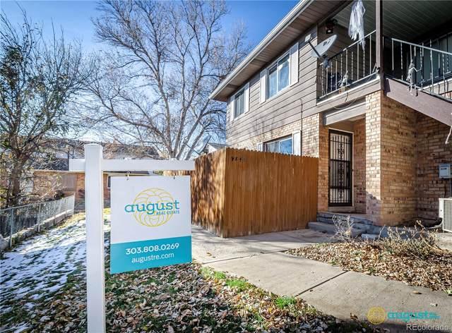 9845 Orangewood Drive, Thornton, CO 80260 (#5933965) :: Re/Max Structure