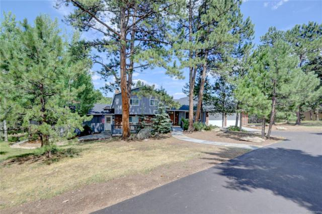 2718 Olympia Circle, Evergreen, CO 80439 (#5934520) :: Sellstate Realty Pros