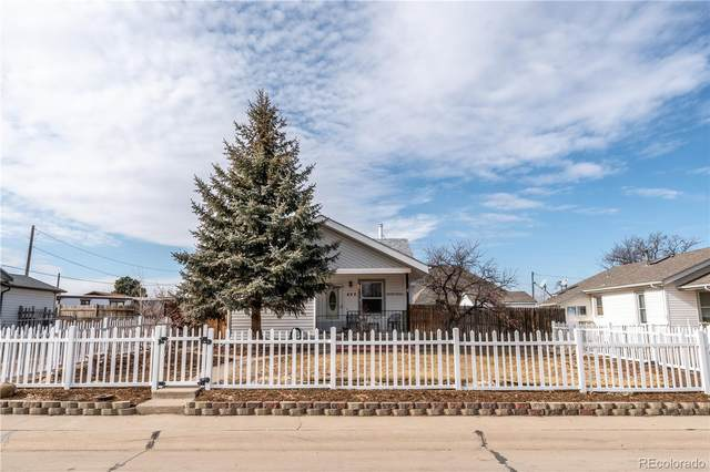 455 N 4th Street, Bennett, CO 80102 (#5934561) :: The Colorado Foothills Team | Berkshire Hathaway Elevated Living Real Estate