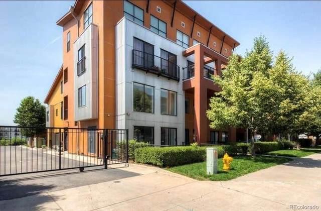 3295 Blake Street #101, Denver, CO 80205 (#5935064) :: HomeSmart