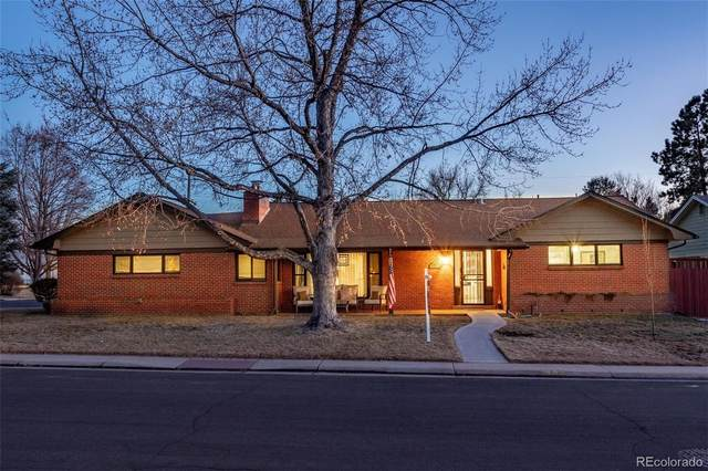 2950 E Flora Place, Denver, CO 80210 (#5935492) :: The Harling Team @ HomeSmart