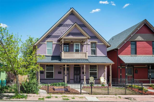 126 Galapago Street, Denver, CO 80223 (MLS #5935676) :: 8z Real Estate