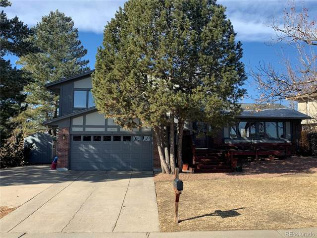 1281 S Ward Court, Lakewood, CO 80228 (#5935677) :: The Dixon Group
