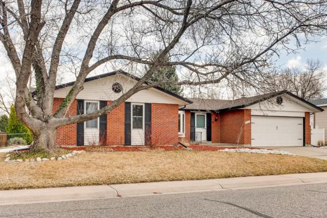 3082 S Florence Court, Denver, CO 80231 (#5935689) :: The Griffith Home Team