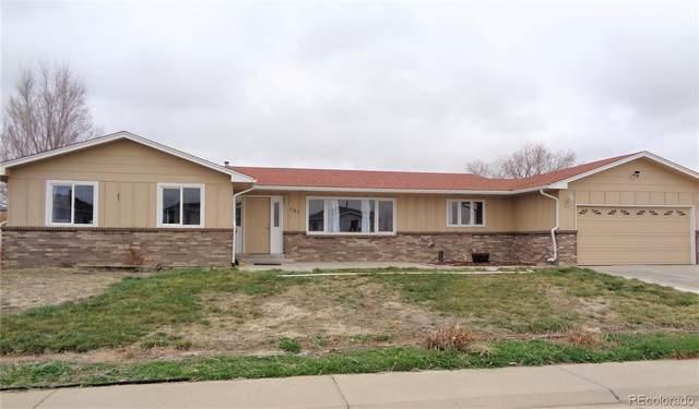 585 E Kipp Avenue, Keenesburg, CO 80643 (#5935785) :: Re/Max Structure