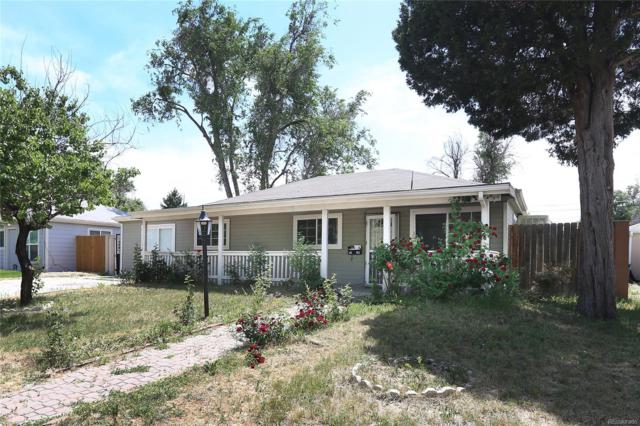 1085 Wheeling Street, Aurora, CO 80011 (#5936232) :: Structure CO Group