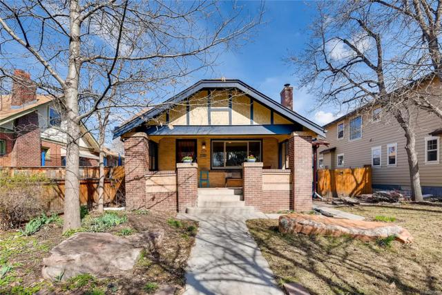 2528 Clermont Street, Denver, CO 80207 (#5936576) :: Compass Colorado Realty