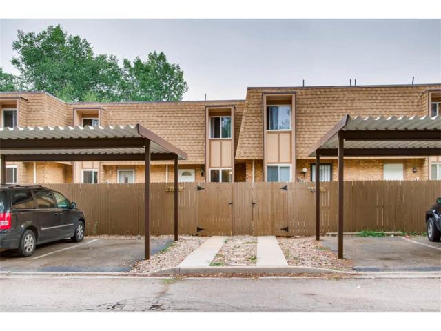 6486 Simms Street A, Arvada, CO 80004 (MLS #5936928) :: 8z Real Estate