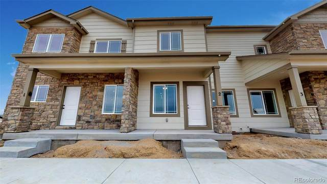 1726 Westward Circle #2, Eaton, CO 80615 (MLS #5937050) :: The Sam Biller Home Team