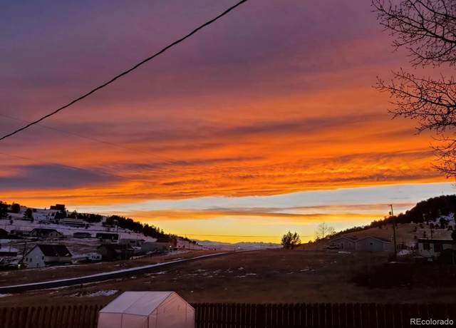 304 W May Avenue, Cripple Creek, CO 80813 (#5937432) :: The Dixon Group