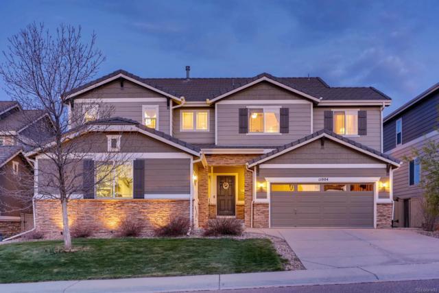 11004 Valleybrook Circle, Highlands Ranch, CO 80130 (MLS #5938165) :: The Sam Biller Home Team