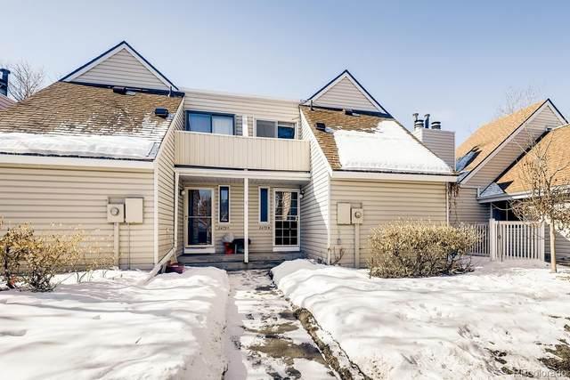2479 S Xanadu Way B, Aurora, CO 80014 (#5938511) :: Berkshire Hathaway Elevated Living Real Estate