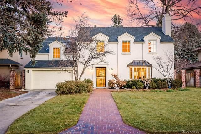 20 N Elm Street, Denver, CO 80220 (#5938753) :: The Colorado Foothills Team | Berkshire Hathaway Elevated Living Real Estate