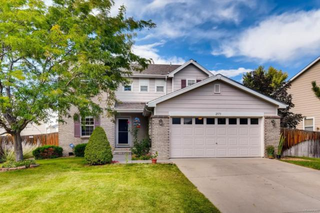 2573 S Ensenada Way, Aurora, CO 80013 (MLS #5939252) :: 8z Real Estate
