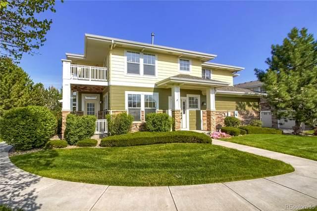 3000 E 112th Avenue #4, Northglenn, CO 80233 (#5939364) :: Kimberly Austin Properties