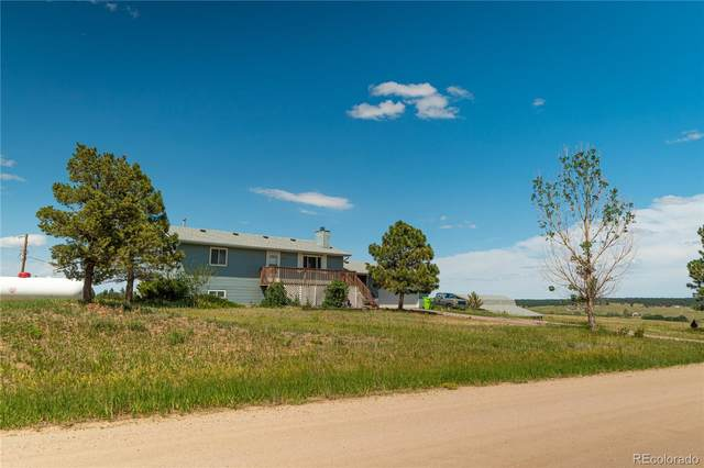 2281 Appaloosa Trail, Elizabeth, CO 80107 (MLS #5939563) :: 8z Real Estate