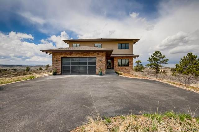 7804 Lost Lake Drive, Franktown, CO 80116 (#5939758) :: Chateaux Realty Group