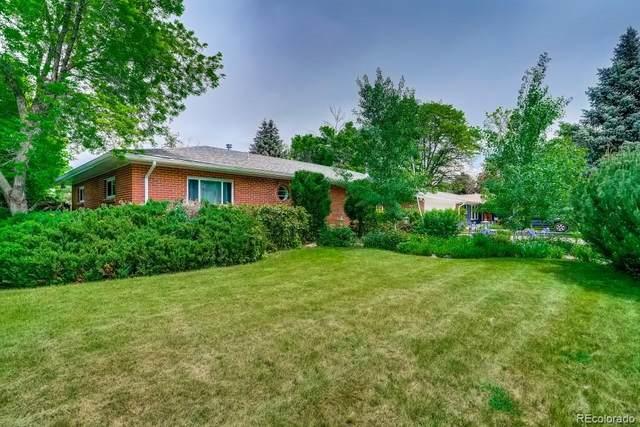 3701 E Dartmouth Avenue, Denver, CO 80210 (#5940423) :: Berkshire Hathaway HomeServices Innovative Real Estate