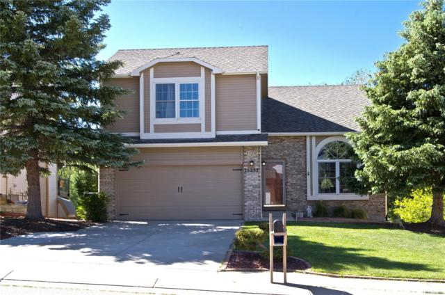 15252 Paddington Circle, Colorado Springs, CO 80921 (#5940724) :: Harling Real Estate